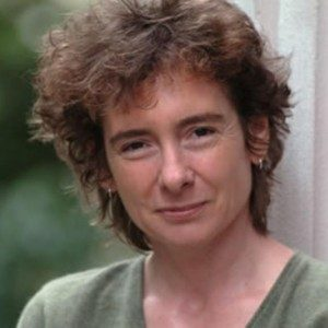 Jeanette Winterson, Penulis novel Oranges are not the Onlu Fruit (Sumber : Google)
