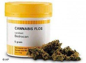 Cannabis pakai resep di Belanda