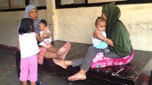 Sejak mengungsi tujuh tahun silam, sudah ada 24 anak yang dilahirkan di tempat penampungan Ahmadiyah di Mataram, NTB.