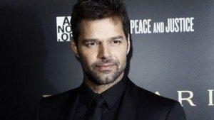 Ilustrasi :  Ricky Martin (sumber: AFP/El Mundo)