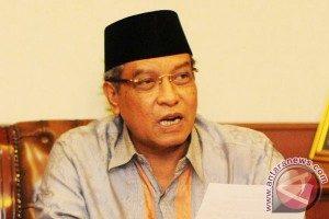 Ketua Umum PBNU Said Aqil Siradj.(ANTARA FOTO /Ahmad Zaki)