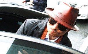 Yakuza 'godfather' Kenichi Shinoda. Photo: AFP