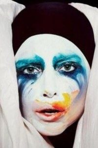 Ilustrasi : Lady Gaga Applause Cover. Foto : digitalspy.co.uk