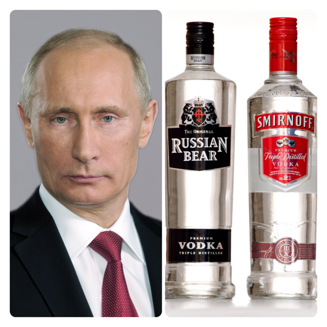 Vodka dan Putin Dimusuhi Kaum Gay Sedunia - SuaraKita
