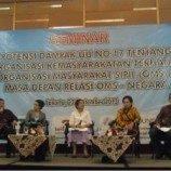 Seminar Potensi Dampak UU Ormas terhadap Organisasi Masyarakat Sipil