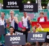Paris Tuan Rumah Pesta Olahraga Gay