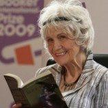 Alice Munro raih Nobel Kesusastraan 2013