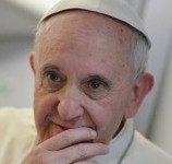 Paus Fransiskus: Saya Percaya Tuhan, tetapi Bukan Tuhan Katolik
