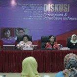 Menguak kasus trafficking dan TKI dalam diskusi perempuan dan peradaban indonesia