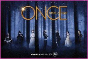 Ilustrasi poster : Once Upon A Time. Mulan