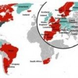 80 Persen Negara Persemakmuran Kriminalkan Homoseksual