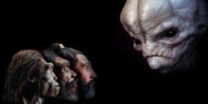 Manusia dan alien © 2013 Merdeka.com