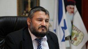 Moshe Abutbul, Walikota Beit Shemes  Sumber: timesofisrael.com