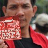 [Foto] Masyarakat Sipil Menuntut Presiden Mencopot Menag dan Mendagri