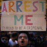 Kriminalisasikan Gay, India seperti Kembali ke Masa Silam