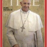 Paus Fransiskus Tokoh Tahun Ini Majalah Time