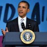 Obama Sebut Jumlah HIV AIDS Meningkat di Kalangan Pria Gay