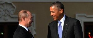 Putin dan Obama di G20 Summit (Sumber: Huffingtonpost.com)