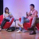 Workshop Jurnalisme Warga Bersama Hanung Bramantyo dan Freida Mock