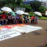 Aksi Kebaktian Di Depan Istana Negara Di Tahun Politik