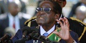 Presiden Zimbabwe Robert Mugabe foto AFP
