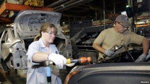Rata-rata perempuan AS yang bekerja penuh waktu hanya mendapat upah 77 persen dari upah yang diperoleh laki-laki (foto: ilustrasi).
