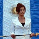 Presiden Argentina Jadi Ibu Baptis Anak Pasangan Lesbian