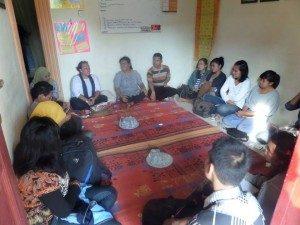 Diskusi dalam rangka IDAHOT 2014, di Medan. Foto : Dok. Aliansi Sumut Bersatu
