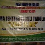 Liputan IDAHOT 2014 di Sulawesi Tengah (Palu)