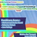 Seminar LGBT Di Kampus UNJ  Sempat Terancam Batal