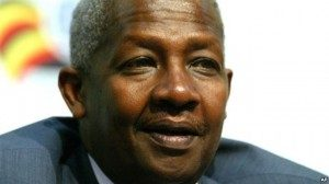 Menteri Luar Negeri Uganda Sam Kutesa.