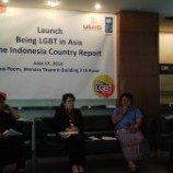 Diskriminasi masih menjadi momok bagi LGBT di Indonesia