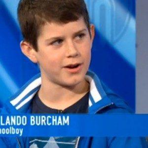 Orlando Burcham