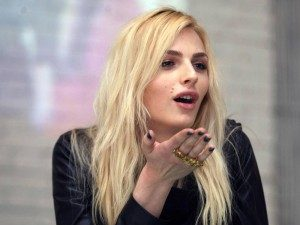 Andrej Pejic.Foto :marieclaire.co.uk