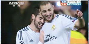 (kiri : Isco Alarcon, kanan. Karim Benzema. sumber foto: http://ispottheunicorn.tumblr.com/)