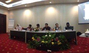 Uji Publik Calon Komisioner Komnas Perempuan. Periode 2015-2020.Foto:dok/SuaraKita)/Rikky