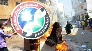 Pemerintah Mesir menindak tegas pendukung Ikhwanul Muslimin sejak Agustus lalu.Foto:AFP
