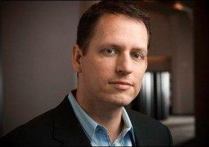 Peter Thiel.foto: Forbes.com