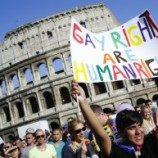 54% LGBT Italia Mendapat Perlakuan Diskriminatif