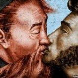Agensi Iklan Kazakhstan Didenda 2,2 Milyar Karena Gambar Ciuman Sejenis