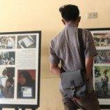 """Foto Kegiatan: """"Pameran Foto dalam rangka hari Transgender di UNILA"""""""