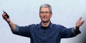 CEO Apple Tim Cook. GETTY IMAGES / AFP PHOTO / JUSTIN SULLIVAN