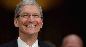 CEO Apple Tim Cook (Foto: mashable)