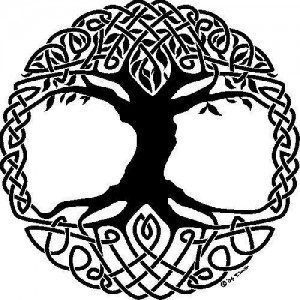 (Sumber : http://images4.fanpop.com/image/photos/15400000/Celtic-Symbol-Tree-Of-Life-paganism-15403296-500-500.jpg)