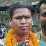 Transeksual India Menjadi Walikota