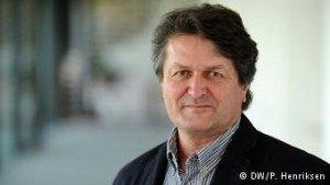 Grahame Lucas pimpinan redaksi South-East Asia DW.