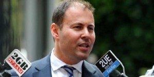 Asisten Menteri Bendahara Negara Josh Frydenberg