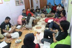 Suasana Diskusi (Foto : Yatna/Suara Kita)