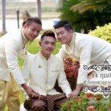 Pertama Kali, Tiga Pria Gay Menikah