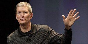 CEO Apple, Tim Cook. Foto, Adam Tow/AllThingsD.com